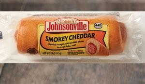 Johnsonville Smokey Cheddar 8 Pk