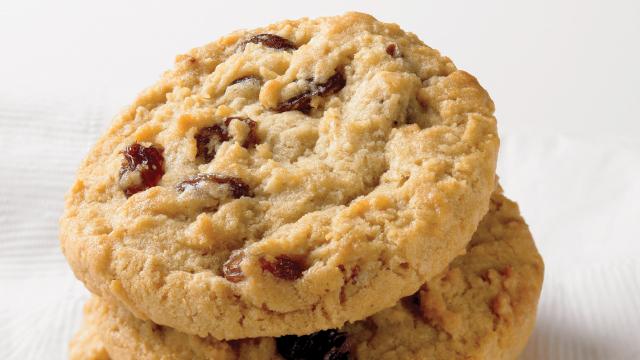 Otis Oatmeal Raisin Cookie Dough