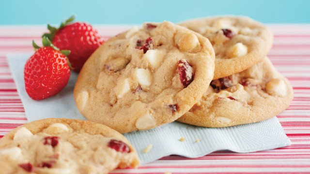 Otis Strawberry Shortcake Cookie Dough