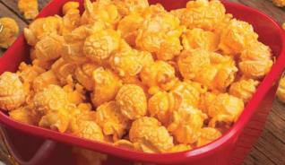 Buffalo Cheddar Popcorn - 1 gallon resealable bag (10oz)