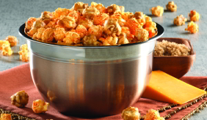 Cheddar & Caramel Popcorn - 1/2 gallon resealable bags (7oz)