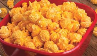 Buffalo Cheddar Popcorn - 1/2 gallon resealable bag (5oz)