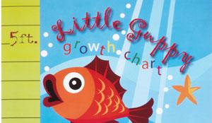 LITTLE GUPPY GROWTH CHART