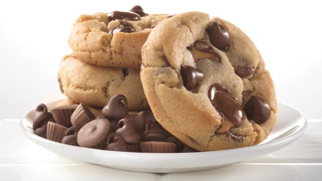 Peanut Butter Cup Cookie Dough