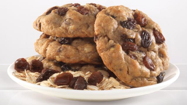 Oatmeal Raisin Cookie Dough 2.5lb
