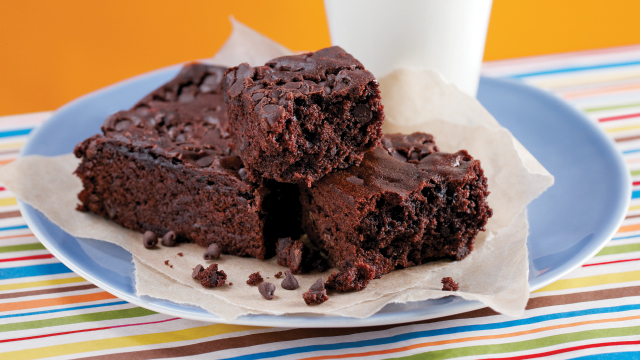 Otis Dbl Choc Brownies