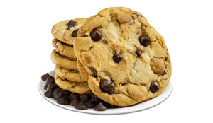 """""""Ready to Eat"""" Chocolate Chip (1 - 3lb Tub)"""