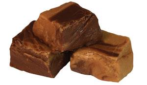 Chocolate Peanut Butter Fudge 16oz