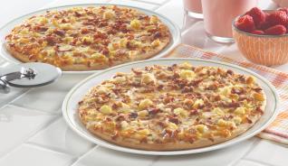 Bacon N Egg Breakfast Pizza - 6 pizzas (13.55oz each)