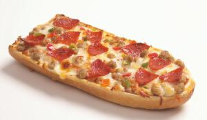 Supreme French Bread Pizza