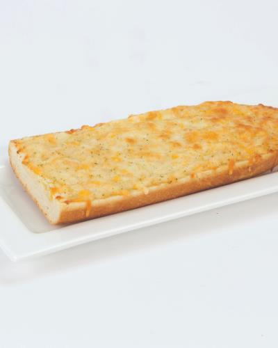 Five Cheese Garlic French Bread Pizza