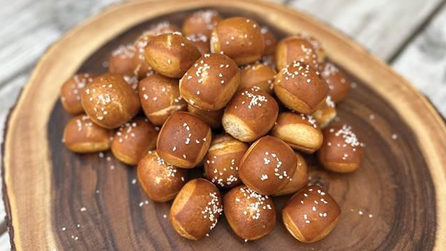 Soft Pretzel Nuggets