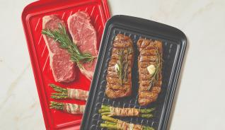 GRILLING TRAY SET