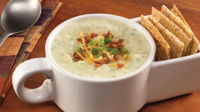 Roasted Garlic & Potato Dry Soup Mix