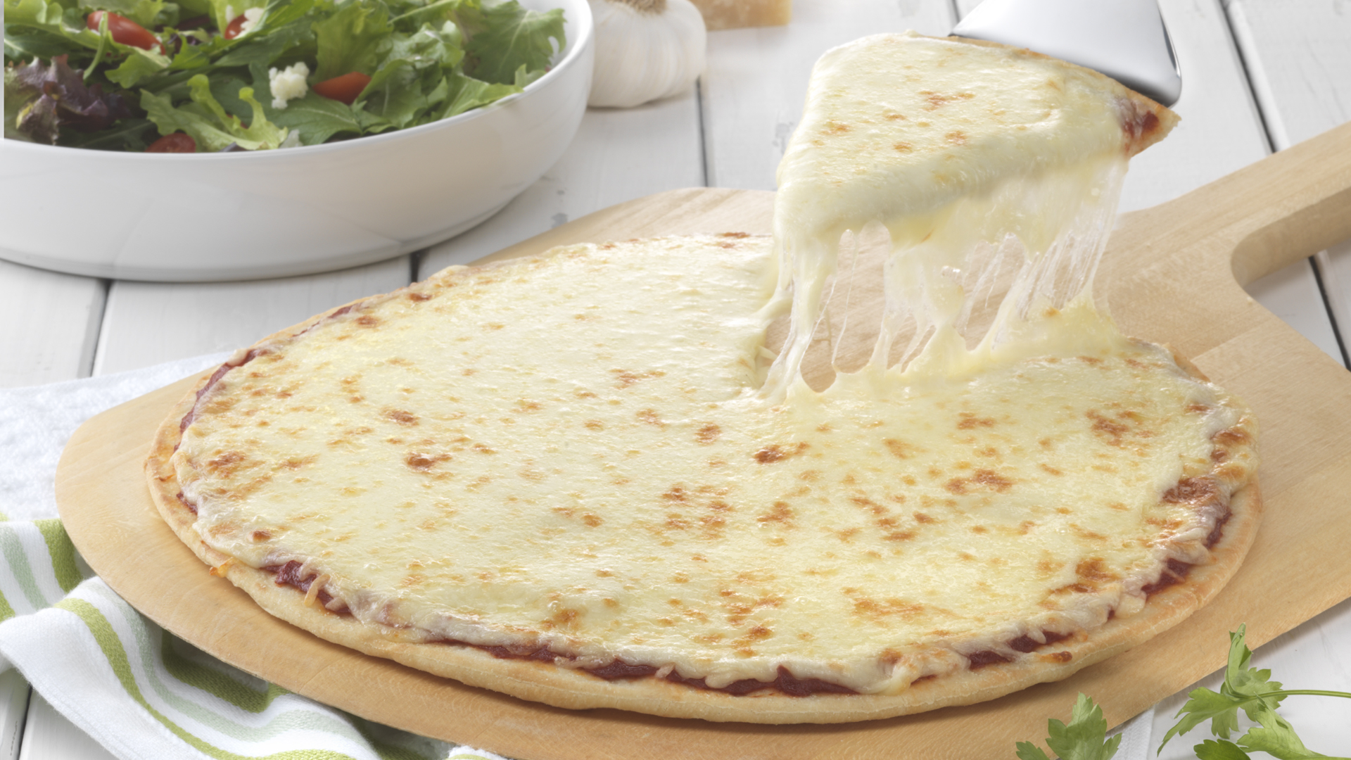 Cheese Ultra Thin Pizza
