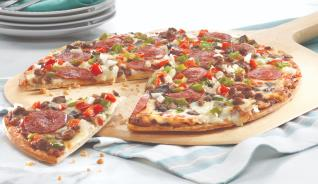 Deluxe Pizza - 3 pizzas (26.3oz each)