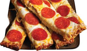 PIZZA STICKS W/PEPPERONI