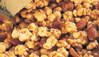 Gourmet Caramel Corn