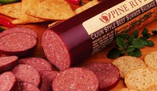 Cajun Style Beef Summer Sausage