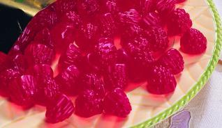 Red Raspberry Gummies